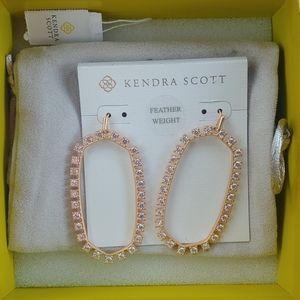 Kendra Scott Danielle Open Frame Earrings